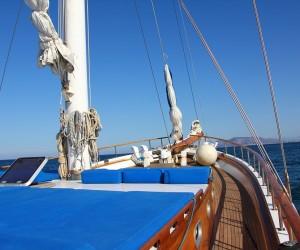 caicco barca eolie vacanza crociera