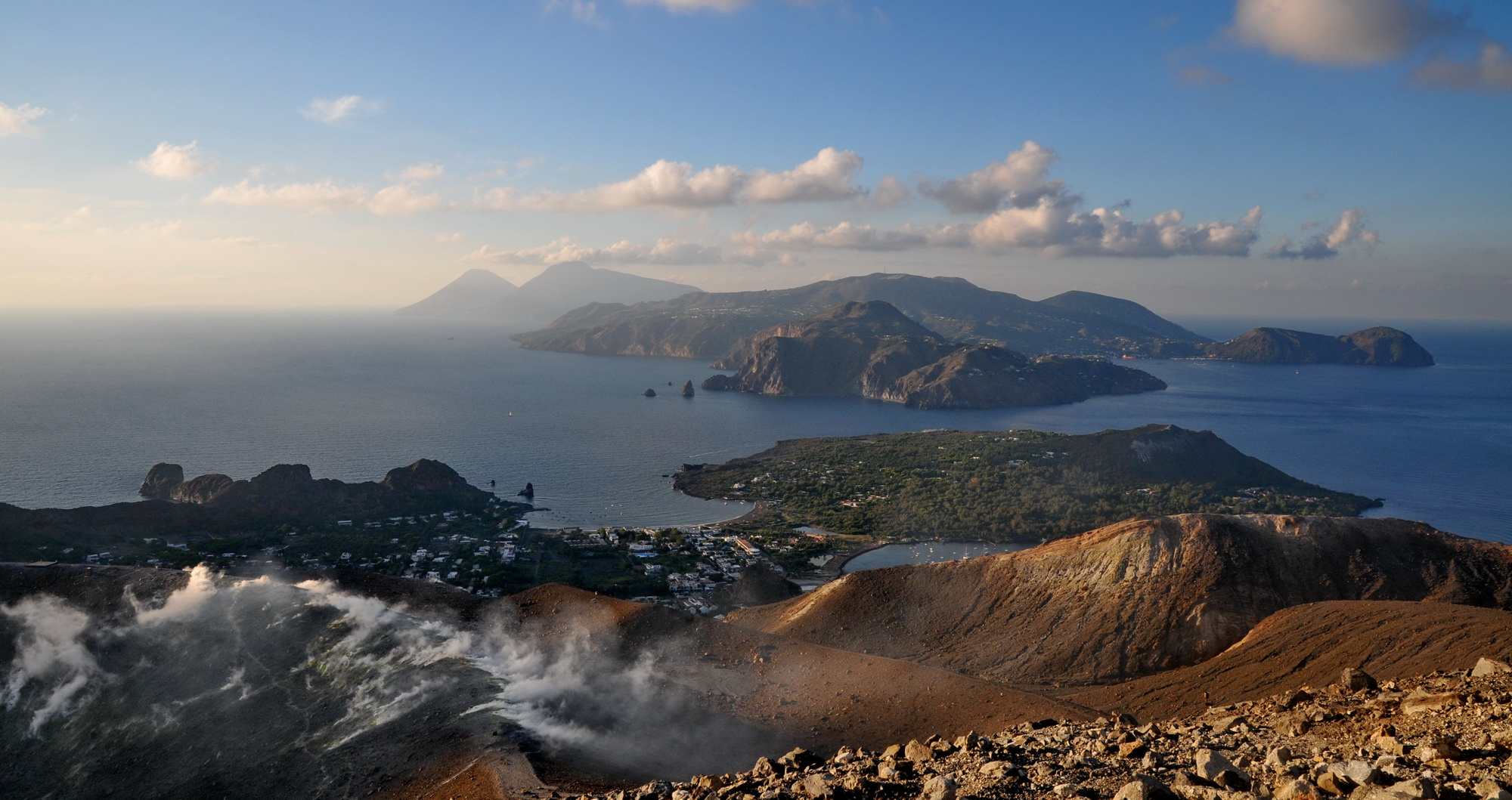 Visit Aeolian Islands, Discover the seven pearls of Sicily.