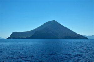 Pollara bay salina aeolian islands