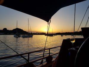 tramonti sul Pallas