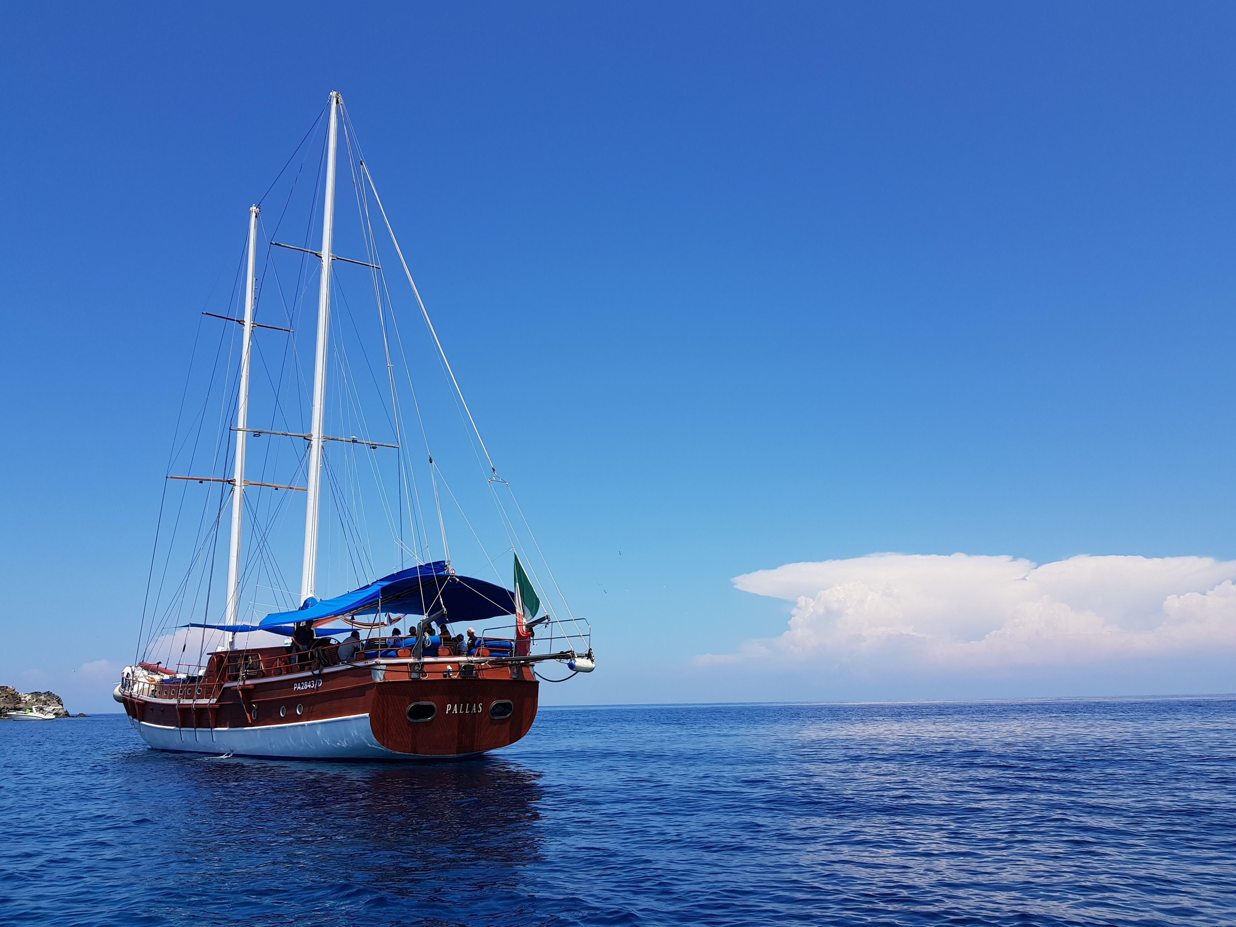 Partiamo da Milazzo e tocchiamo 6 Isole. Il programma più completo per visitare le Eolie